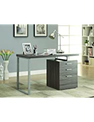 Coaster Home Furnishings  Modern Contemporary Office Desk wit...
