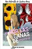Por las ganas de ampararte (Poesia) (Spanish Edition)