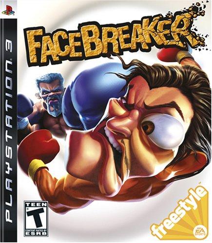 FaceBreaker - Playstation 3 -