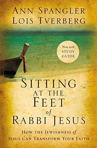Sitting Feet Rabbi Jesus Jewishness ebook