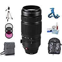 Fujinon XF100-400mm F4.5-5.6 R LM OIS WR (USA) + Deluxe Accessory Kit