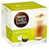Nescafe Dolce Gusto Cappuccino 16 Capsules - Pack of 3 (Total 48 Capsules, 24 Servings) Bild