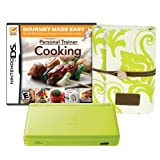Nintendo DS Lite Green Spring Bundle w/Personal