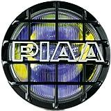 PIAA 5293 520 Series Ion Crystal Black Driving Lamp - Set of 2