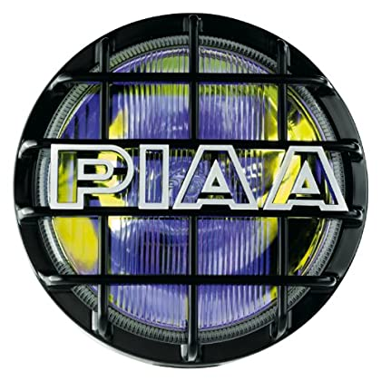 Image of Bulbs PIAA 5293 520 Series Ion Crystal Black Driving Lamp - Set of 2