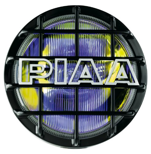 PIAA 5293 520 Series Ion Crystal Black Driving Lamp - Set of (Driving Light Set)