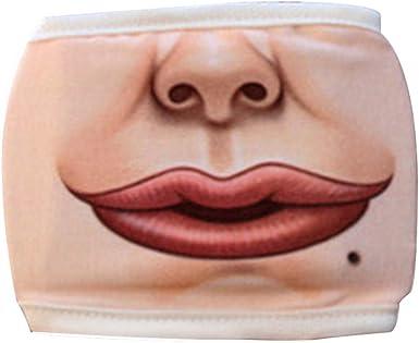 Con 10 Colores Reutilizables Lavable duradera Escudo Para la protecci/ón de mujeres y hombres 1Piezas Hombres y Mujeres Transparentes m/αsks Adulto/_Masks/_Mascarillas