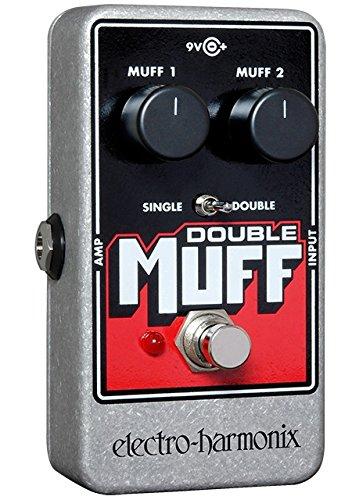 Electro-Harmonix Nano Double Muff Fuzz/Overdrive Pedal