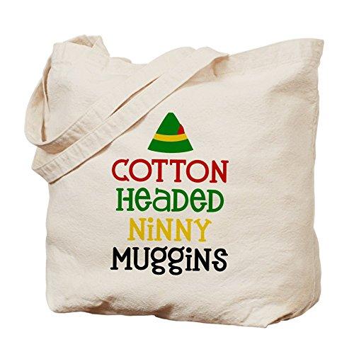 CafePress-Borsa in cotone, design a borsa Ninny Muggins