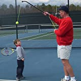 Oncourt Offcourt Tennis Server Wand - Improve Contact on Serves/For Beginners/Tennis Training Aid