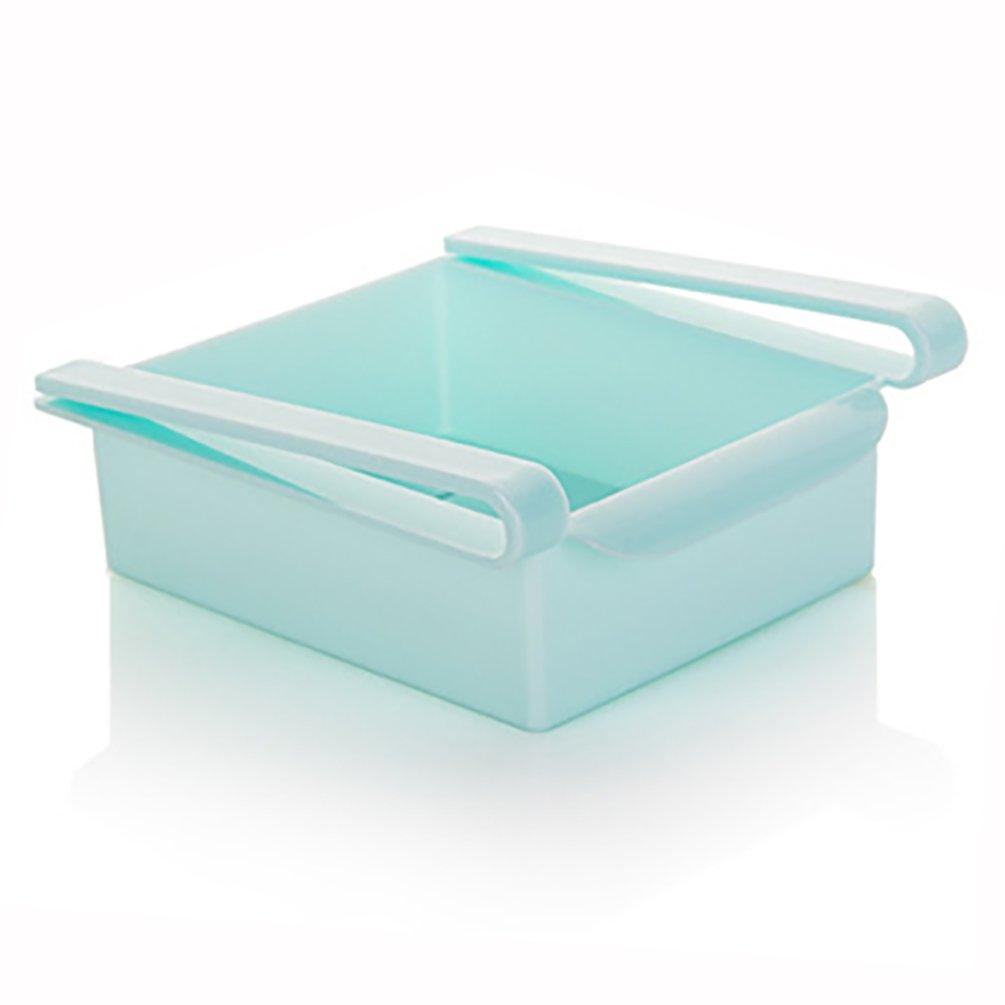 Caja de almacenamiento para nevera, ahorro de espacio, organizador ...