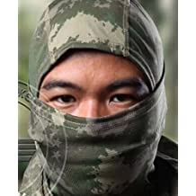Acid Tactical® Transitional Camouflage Balaclava Full Face Mask Camo Hunting Airsoft Paintball