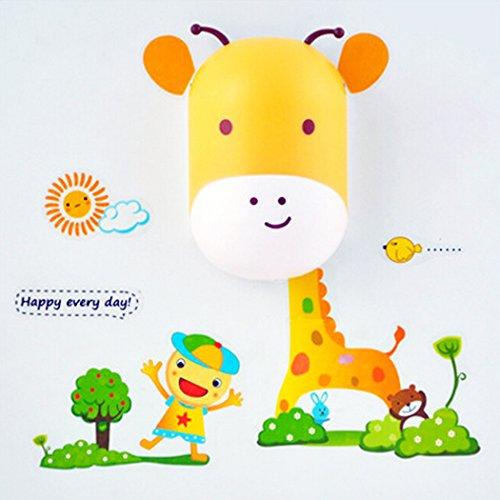 Topcabin Intelligent Nightlight Creative giraffes product image