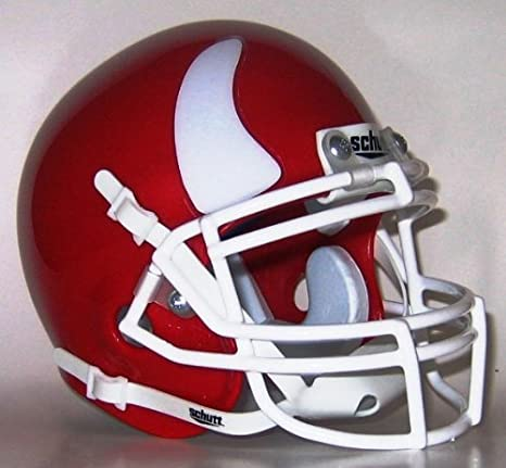 Amazon Com Hinsdale Central Red Devils High School Mini Helmet