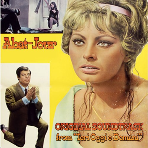 abat jour feat sophia loren original soundtrack from ieri oggi domani by henry weight. Black Bedroom Furniture Sets. Home Design Ideas