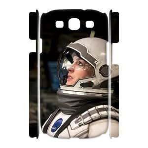 XOXOX Interstellar Phone 3D Case For Samsung Galaxy S3 I9300 [Pattern-4]