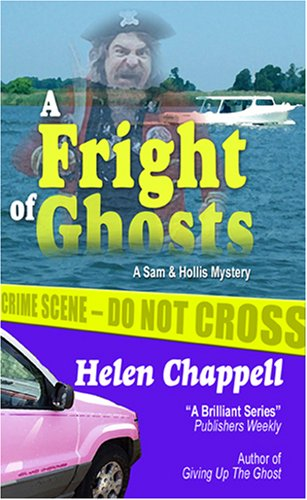 book cover of A Fright of Ghosts
