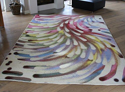 Designerteppich reine Schurwolle
