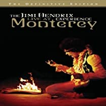 Live at Monterey [Blu-ray]  Directed by The Jimi Hendrix Experience