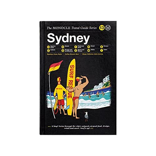 Sydney: The Monocle Travel Guide Series - 51820mBLmtL. SS500 - Getting Down Under Travel Guides