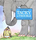 Tacky in Trouble, Helen Lester, 0618380086