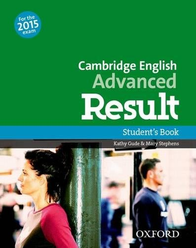 Cambridge English Advanced Result Student´s Book