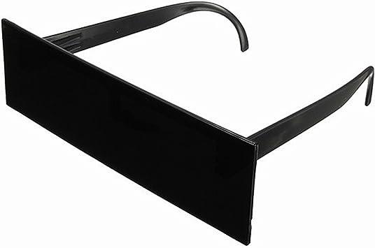 LUOEM Censura Gafas Gafas de Sol Divertido Fiesta Gafas Cosplay...