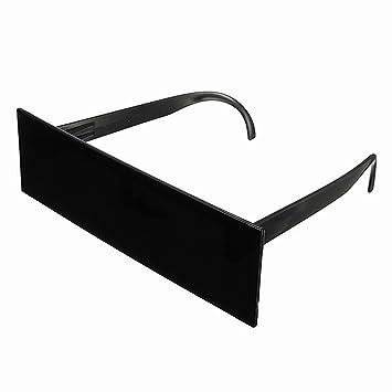 LUOEM Censura Gafas Gafas de Sol Divertido Fiesta Gafas ...