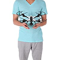 WiFi Drone with HD Camera Altitude Hold & 1-Key Takeoff/Landing 2.4GHz 6-Axis 4CH RC Quadcopter X33C