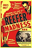 Reefer Madness 1936 Movie Poster Print