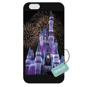 Diy For SamSung Galaxy S5 Mini Case Cover The Disney Castle Diy For SamSung Galaxy S5 Mini Case Cover Hard Plastic - Black 06