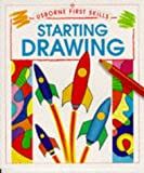 Starting Drawing, Anna Claybourne, 0746023774