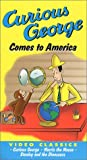 Curious George Comes to America [VHS]