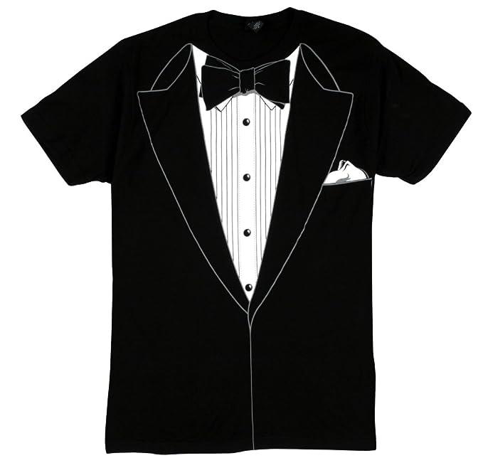Tuxedo Costume Tee (slim fit) T-Shirt Size XXL