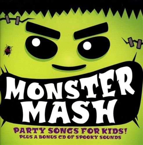 Monster Mash Halloween Party Songs & Sound Effects]()