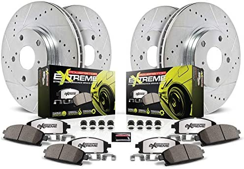 K6317-26 Power Stop Z26 Extreme Street Warrior Brake Kits