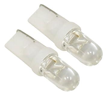 AERZETIX: 2x Bombillas LED 24V T5 para salpicadero para camión, remolque C1717: Amazon.es: Coche y moto