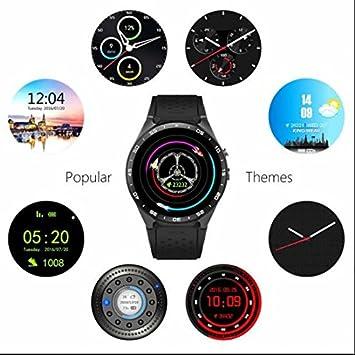 Montres connectées Bluetooth Montre Smart watch Montre de Sport Montres,La Pression artérielle,Fitness