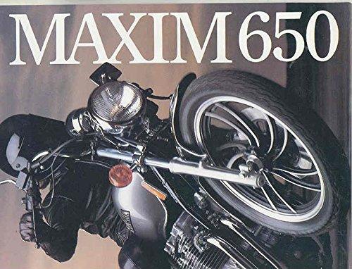1982 Yamaha Maxim - 4