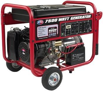 7,500-Watt Gasoline Powered Portable Generator