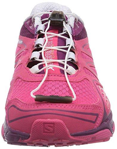 Salomon X-Scream 3D - Zapatillas Mujer Rosa