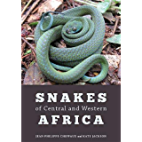Snakes of Central and Western Africa (English Edition)