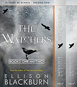 The Watchers Boxed Set: If There Be Giants and Second Son by [Blackburn, Ellison]