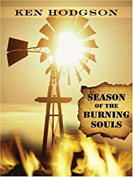Season of the Burning Souls (Five Star First Edition Mystery)