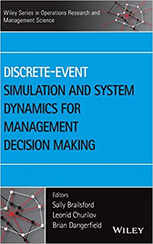Discrete event simulation and system dynamics for management discrete event simulation and system dynamics for management decision making wiley series in operations research and management science 1st edition fandeluxe Image collections