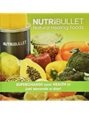Save on Nutribullet Nbr-1195 healing foods book. Discount applied in prices displayed.