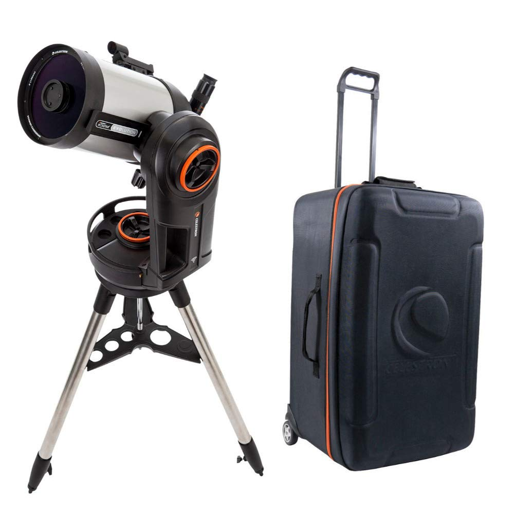 Celestron NexStar Evolution Series 6'' Telescope + Celestron Case or NexStar 4/5/6 & 8'' Optical Tube Assemblies by Celestron