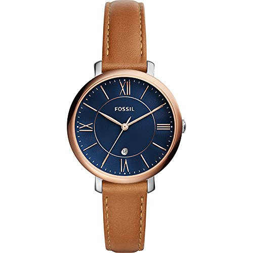 Fossil-Jacqueline-Three-Hand-Date-Luggage-Leather-Watch