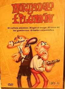 Mortadelo y Filemon - El sulfato atomico, Magin el mago, El caso ...