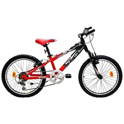 ALFA ROMEO Junior Vélo pour enfants entre 5et 11ans